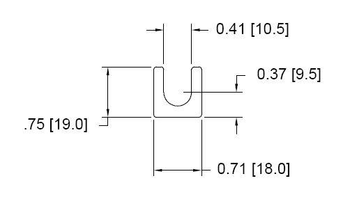 DSCH119 Series Shim Drawing