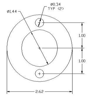 DSCP079 Ring Spacer drawing